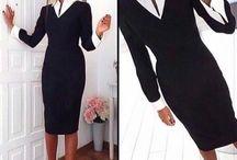 Elbise Giyim Stil