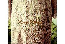 Back details / Kanye Kebaya