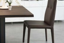 Cattelan Italia Contemporary Dining Chairs