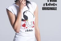 Le nuove Cover Idols Tee4Two