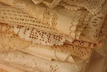 Linens and Lace / by Living In Serendipity