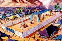 The Tabernacle (Tent) of Meeting.