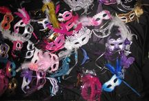 Idea's for my masquerade party