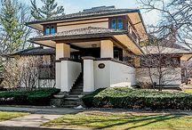 Frank Lloyd Wright. / Architecture