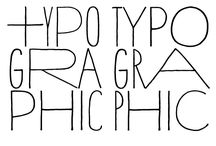 Type and Lettering