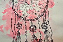 dream catcher / <3