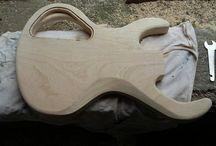Gergely guitars