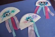 Fish and Sea Crafts