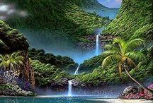 Reiseziele / Wunderschöne Reiseziele rund um den Globus