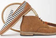Men's Casual Footwear / Antoine & Stanley Men's Casual Footwear #men #casual  #shoes