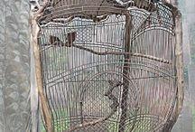 fågelburar