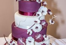 Wedding Cakes / To help you decide which cake style you want for your special day.