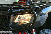 2016 Honda ATV Model Lineup Review / Specs / Pictures & Videos / 2016 Honda Four Wheeler / ATV Reviews, Pictures, Videos and more by HondaProKevin - www.HondaProKevin.com