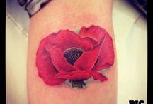 Tattoo's / by Ashley Sattler