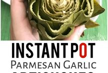 Instant Pot savoury recipes