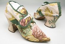 18th century shoes / by Schoenen Museum