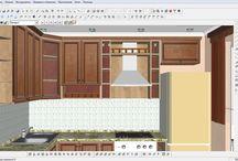 Проектирование мебели в программе bCAD / Проектирование корпусной мебели. Создание конструкторской документации. Визуализация проектов bCAD.