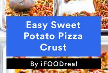 Clean Eating Pizza Recipes / A collection of the best clean eating pizza crust and clean eating pizza recipes to stay fit and healthy including vegetable pizza crust, cauliflower pizza crust and more.