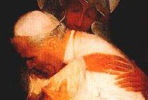 Embrace Virgin Mary & St. JPII