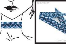 Renata Paulo Collection - Neckerchiefs