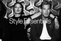 Style Essentials / Get inspired with our style essentials