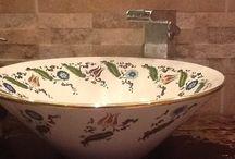 çanak lavabo
