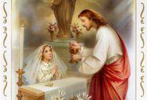 První svaté přijímání