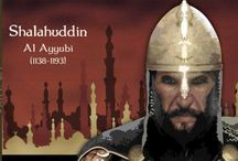 Salahuddin Ayubi :صلاح الدين يوسف بن أيوب / Salahuddin Ayyubi, popularly known in the West as Saladin, was a courageous and brilliant Muslim leader during the 12thcentury. His firm foundation in the reli / by ~Malika~