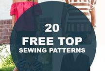 Sewing tops