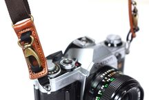 Piuma QR Leather Camera Strap