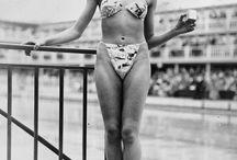 Bademode / Tolle Bikinis und trendige Badeanzüge für jeden Figurtyp