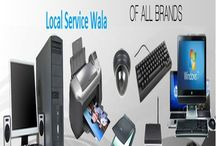 Onsite Laptop Repair Service In Delhi / Local Service Wala has earned an enviable reputation name in the IT field for providing excellent computer repairing solution to the clients in Delhi NCR, no matter where you stay, you have to just call us for onsite laptop repair service and our expert and best technician will be come within 2 Hours to provide you instant repairing service at your home.