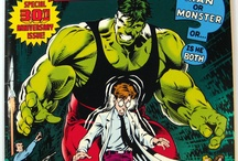 Incredible Hulk / http://tinyurl.com/ebaymadandcracked / by Jean De La Garza