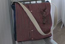 Bags, Purses, Carrying devices / by Ginger Hilgenberg