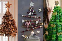 A karácsonyfa 50 árnyalata / Ragaszkodsz az igazi fenyő illatához és az együtt kiválasztott favásárláshoz? Vagy inkább a környetettudatosság és a praktikum nevében a műfenyő a nyerő? Esetleg az alternatív fát készítesz az idén?
