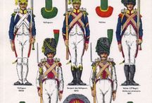 Kingdom of Naples and The Kingdom of Italy Napoleonic Period Regiments