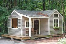 CUTE LITTLE HOUSES / by Sheila Lunski