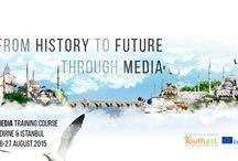 from History to Future through Media