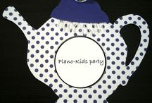 ALICE IN WONDERLAND PARTY / ideas for parties