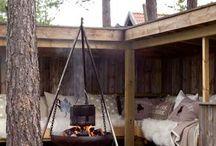 Natur /telting inspo
