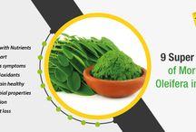 9 Super Roles of Moringa Oleifera in Health
