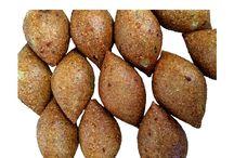 Kibbeh / Types of Kibbeh (Lebanese Dumpling) that we offer.