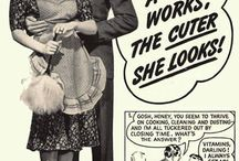 Vintage ads. I find these fascinating