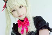 Black Cat D.Va cosplay by HazelBoaMiki