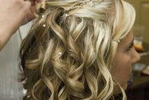 bryllups frisyrer