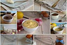 semifreddi creme bavarese