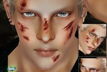 Blessures / Bandages - Sims 3