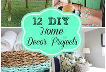 Home decor stuff / Decor DIY