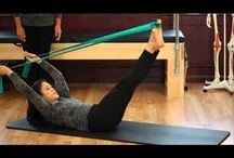 ginnastica esercizi pilates