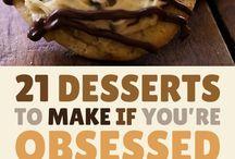 Cookie Dough ideas